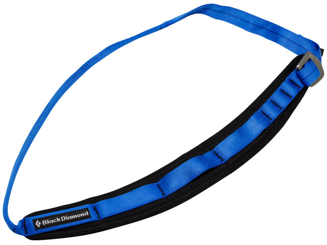 Black Diamond Padded Gear - azul/negro